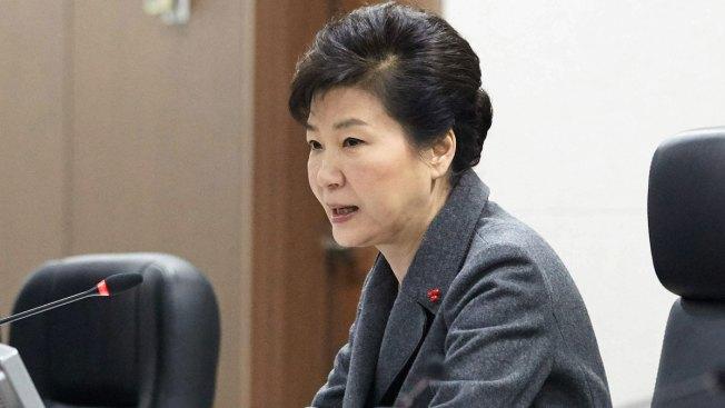 S. Korean Opposition Parties Agree to Impeach President Park