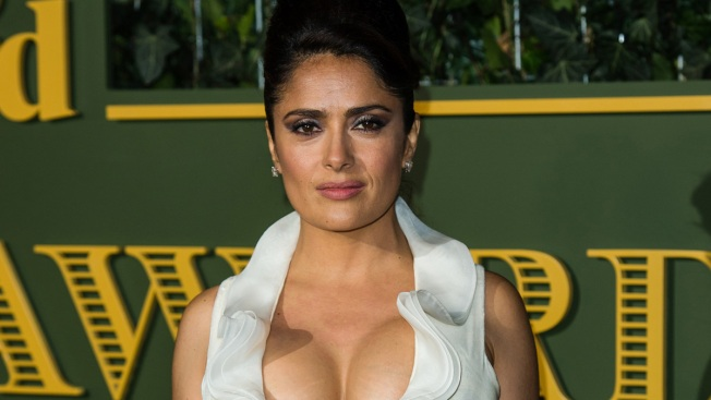 Salma Hayek Wants to Protect Mexico's Image
