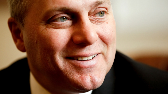 Steve Scalise discharged from trauma center, begins 'intensive' rehab