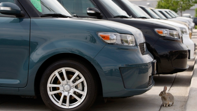 Toyota Discontinues Scion Brand Due to Slumping Sales
