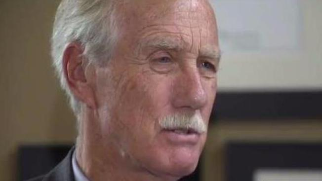 Maine Sen. Angus King Gets Behind Push for Cannabis for Veterans