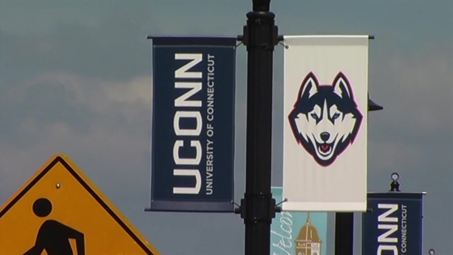 Ex-UConn Player Sues Over Punishment for Obscene Gesture