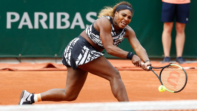 Serena Williams Turns Match Around to Win at French Open