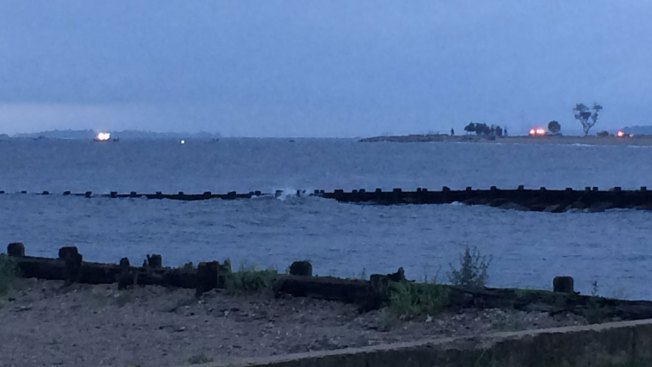 Swimmer Reported Missing in Water off Sherwood Island