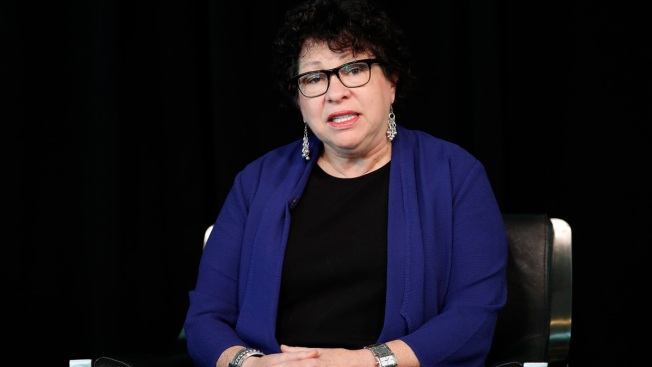 Justice Sonia Sotomayor Working on 3 Books for Young People