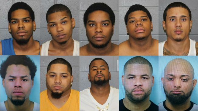 10 Arrested in Springfield Heroin Raids
