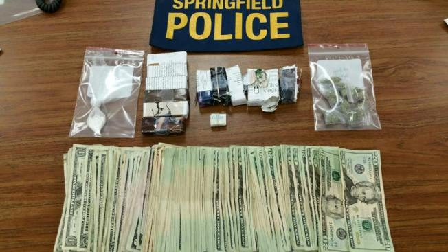 3 Arrested in Drug Raid