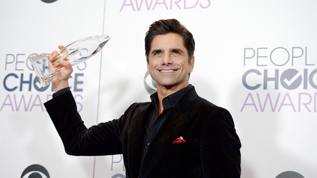 John Stamos Calls Lori Loughlin's College Scandal a 'Difficult Situation'