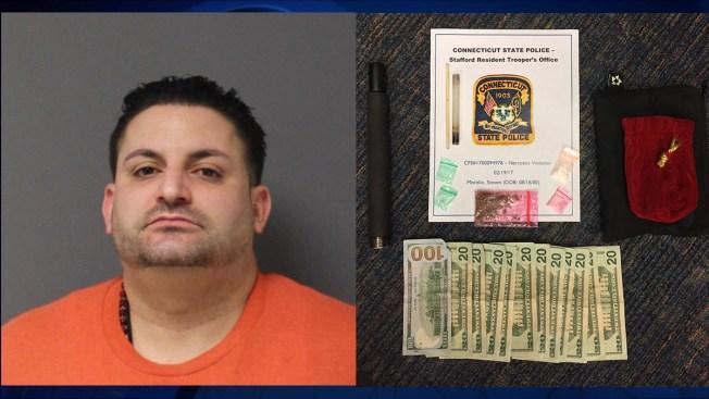 PD: Drug Dealer Comes Calling to Collect, Winds Up Arrested