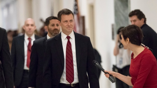 Republicans Grill FBI Agent Who Said He Would 'Stop' Trump