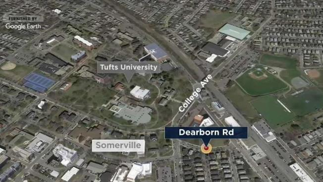 Tufts Medford Campus Map.Tufts University Student Indecently Assaulted Near Campus Necn