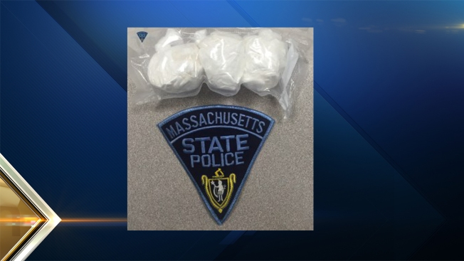 Motor Vehicle Stop Leads to Cocaine Bust on Mass. Highway
