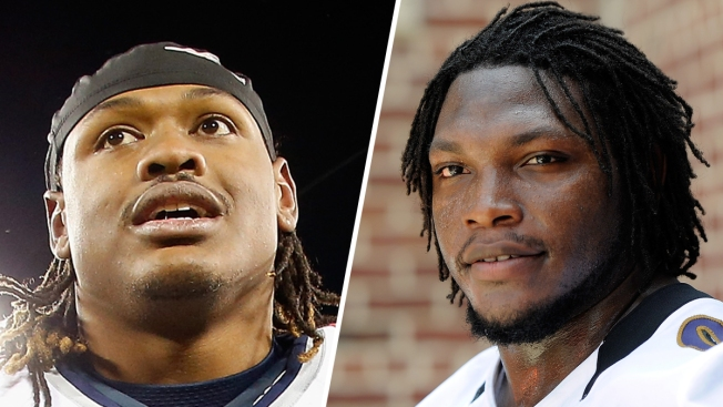 'Bama Brothers Hightower, Upshaw Ready for Super Bowl Duel