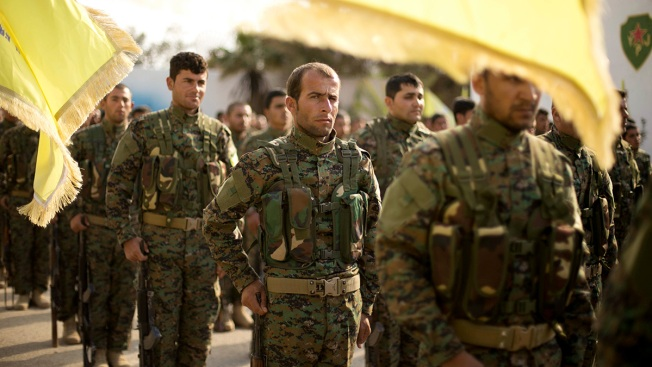 US-Backed Syrian Force Clears Area Retaken From IS
