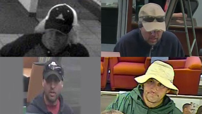 Conn. Suspect May Be Serial Bank Robber