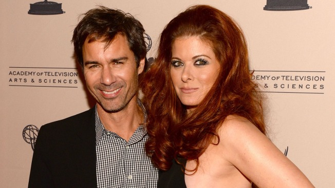 Debra Messing Receives Award, Makes Pitch for Arts