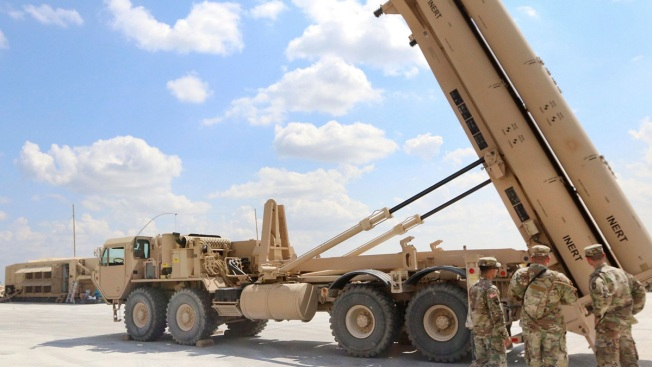 Saudi Arabia, US Take a Significant Step Toward Closing $15 Billion Deal for Lockheed Martin's THAAD Missile Defense System