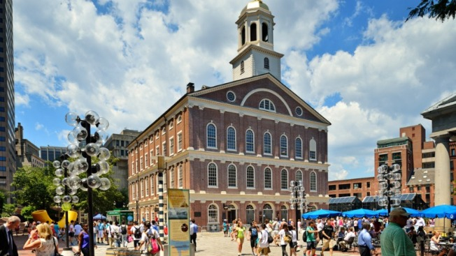 Faneuil Hall Marketplace to Celebrate 1976 Reopening