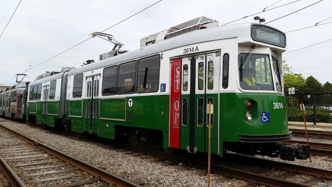 MBTA Warns Green Line Riders About Severe Delays