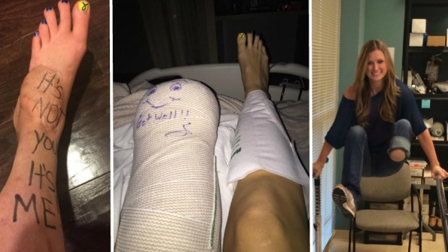 Boston Marathon Bombing Survivor Marks 1-Year 'Ampuversary' With Facebook Post