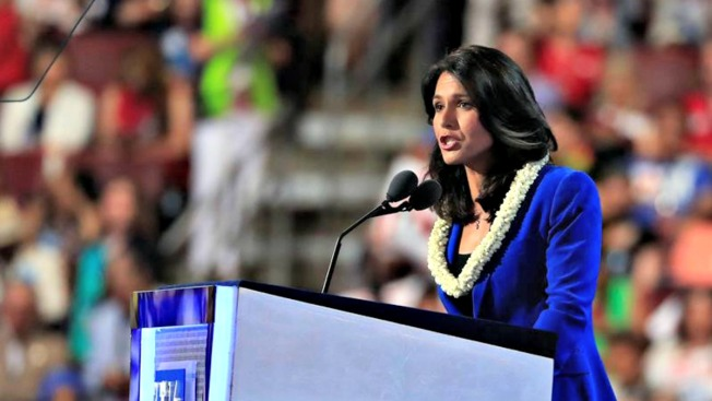 Gabbard Holds Rally After Rocky Presidential Campaign Launch