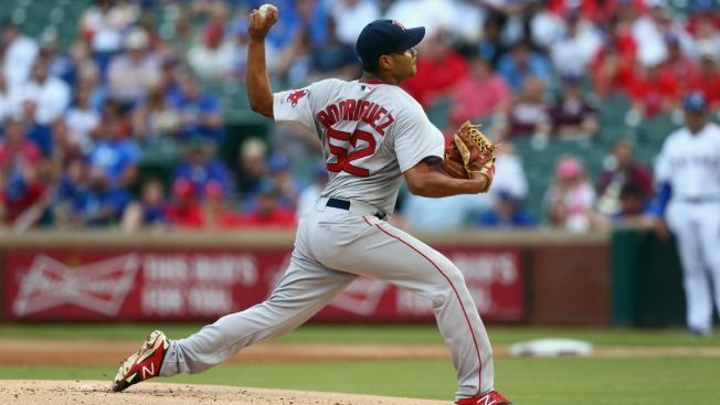 Red Sox Rookie Eduardo Rodriguez Wins 2nd Straight Start