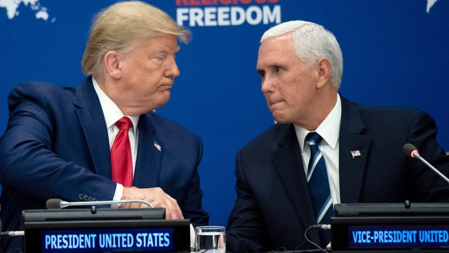 Pence to Try Diplomacy in Turkey as Russia Offers to Mediate in Syria