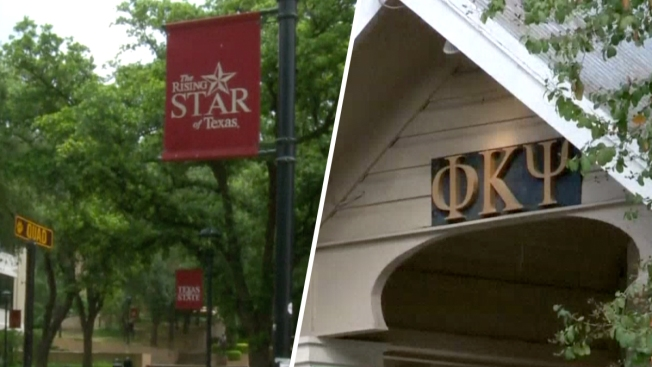 Texas State Suspends Fraternities, Sororities After Pledge Dies
