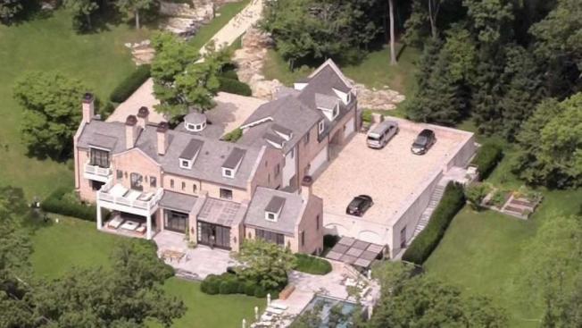 Inside Tom Brady's Massive Brookline Home, Now on Sale for Nearly $40M