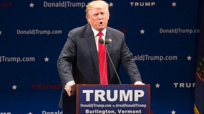 Mayor: Burlington Won't Take Donald Trump to Court