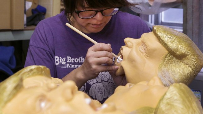 Japan's Rubber-Mask Makers Happy to Face a Trump Presidency