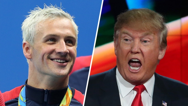 Donald Trump, Ryan Lochte and the Politics of Contrition