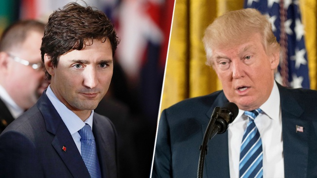Canadian PM Trudeau Warns Trump About NAFTA, Says Deal is Good for US Jobs