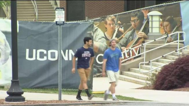 New UConn Freshman Class Is Largest In the School's History