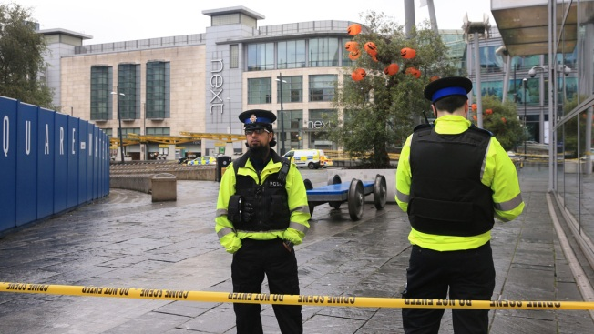 Stabbing in Manchester's Arndale Shopping Center Injures at Least 4; Suspect Arrested