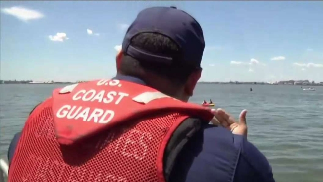 6 Rescued From Sunken Boat in Boston Harbor