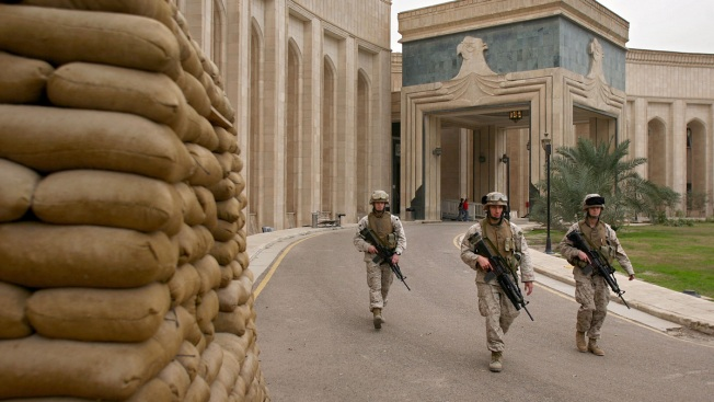 US Partially Evacuating Embassy in Iraq Amid Escalating Tensions With Iran