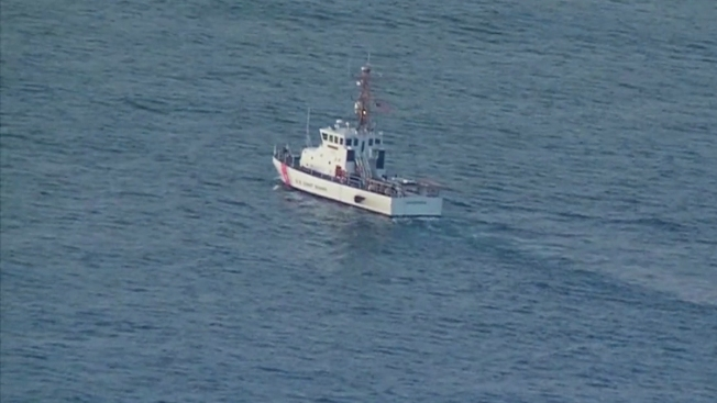 Coast Guard: 5 People Pulled From Buzzards Bay After Boat Crashes