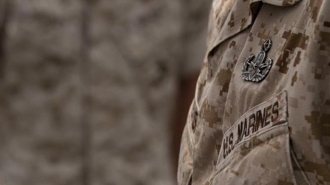 Funeral Set for Slain Maine Marine