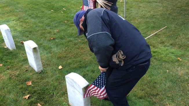Officials Honor Veterans on Social Media