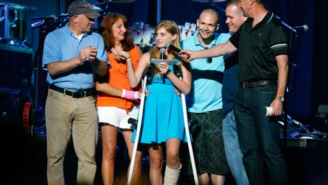 Group Honors Boston Marathon Bombing Victim Killed in Crash
