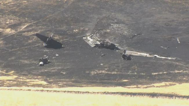 1 Pilot Dead After Ejecting From US Spy Plane in Calif.