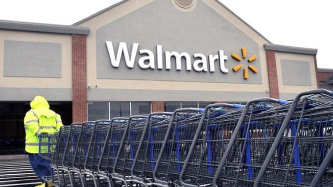 Meth Lab Discovered at Walmart Restroom in Indiana