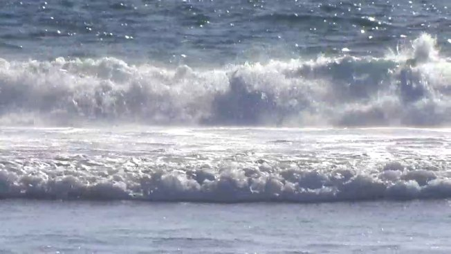 Teens Rescued Off Beach During 'Treacherous Conditions'
