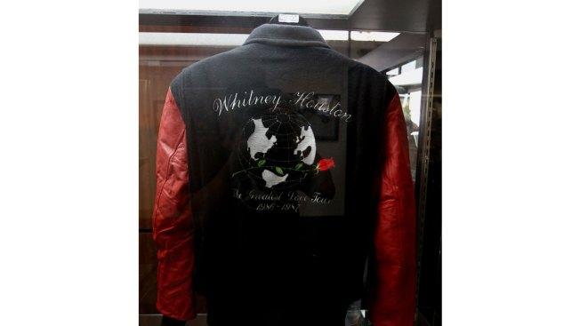 Auction of Whitney Houston Memorabilia Earns $500,000