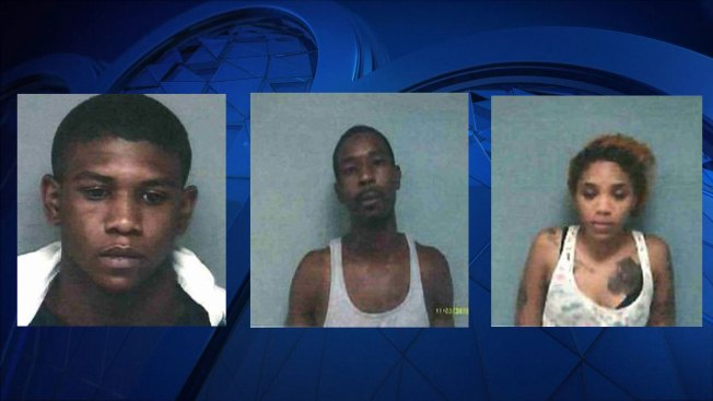 State Police Arrest 3 In Connection with Armed Robbery