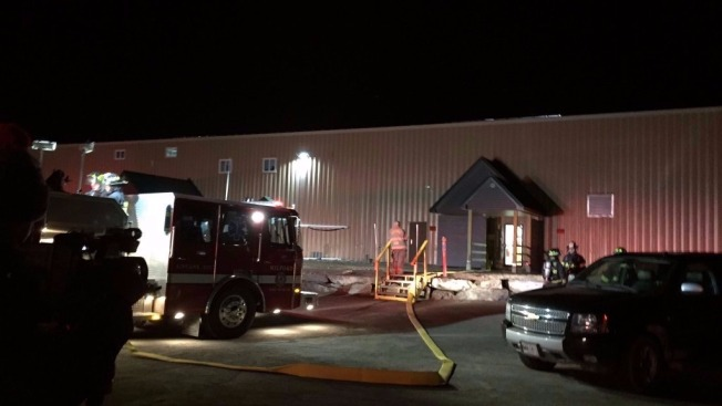 Crews Put Out Fire at Maine Canoe-Making Factory