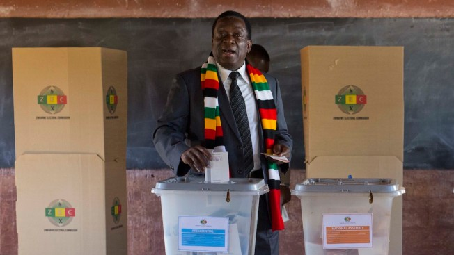 Zimbabwe Opposition Leader Says Vote Was Stolen by Mnangagwa