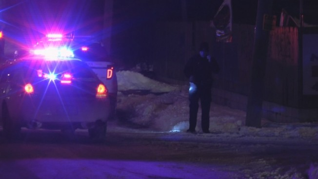Bullet Grazes Man's Head in Cranston, Rhode Island, Shooting