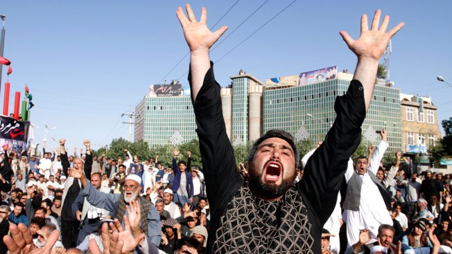 Pentagon Says 2 US Service Members Killed in Kandahar Blast